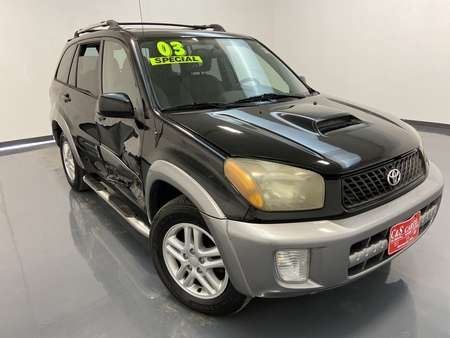 2003 Toyota RAV-4  for Sale  - SB8639B  - C & S Car Company