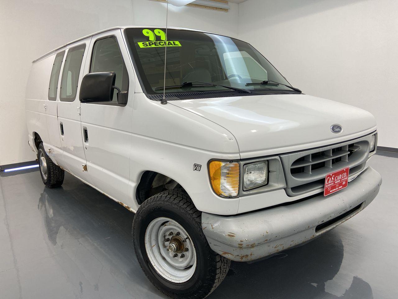 1999 Ford Econoline  - C & S Car Company