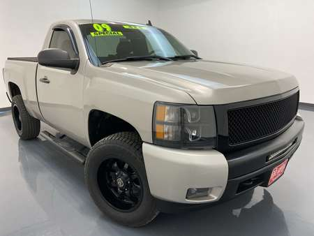 2009 Chevrolet Silverado 1500 Reg Cab 4WD for Sale  - SB8427B  - C & S Car Company