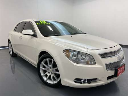2010 Chevrolet Malibu 4D Sedan for Sale  - SB8413C  - C & S Car Company