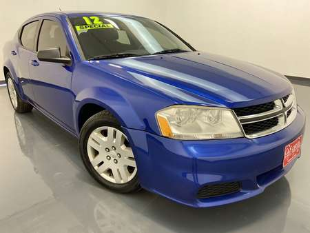 2012 Dodge Avenger 4D Sedan for Sale  - HY8337B  - C & S Car Company