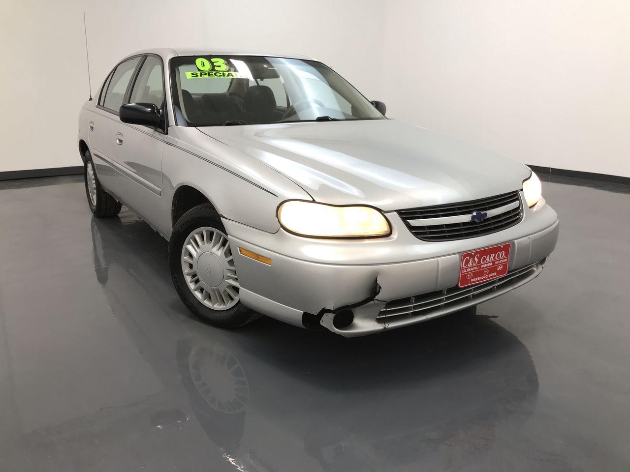 2003 Chevrolet Malibu  - R16284  - C & S Car Company
