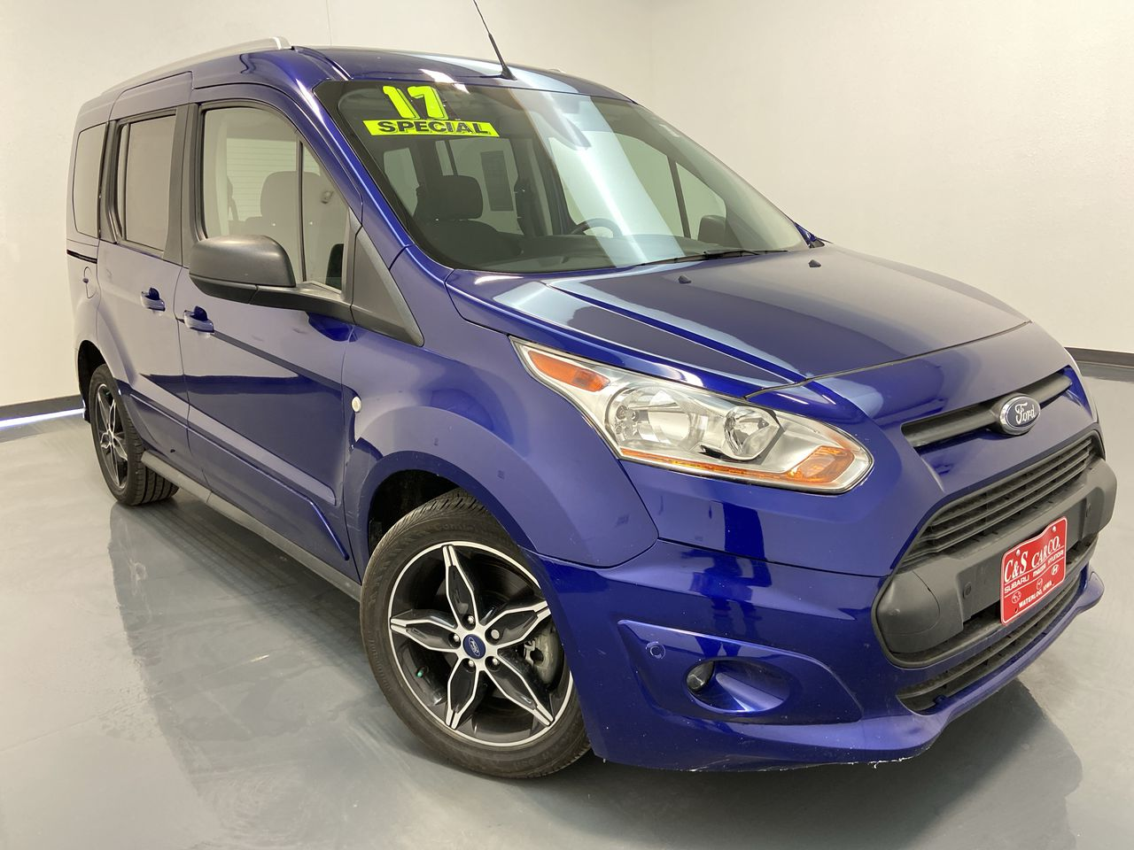 2017 Ford Transit Connect Wagon Wagon SWB w/LGt  - 16292  - C & S Car Company