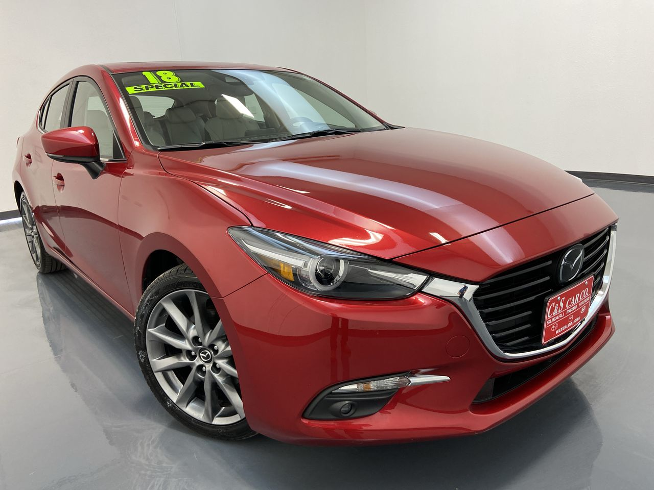 2018 Mazda MAZDA3 5-Door 4D Hatchback 6sp  - MA3373A  - C & S Car Company