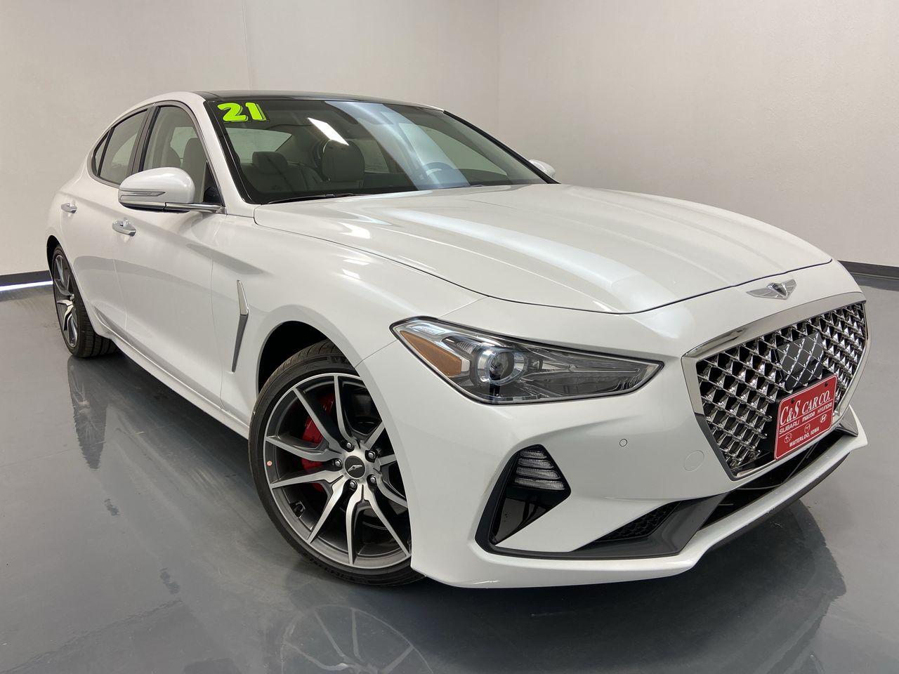 2021 Genesis G70  - GS1031  - C & S Car Company
