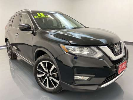 2018 Nissan Rogue 4D SUV AWD for Sale  - SB7874A  - C & S Car Company