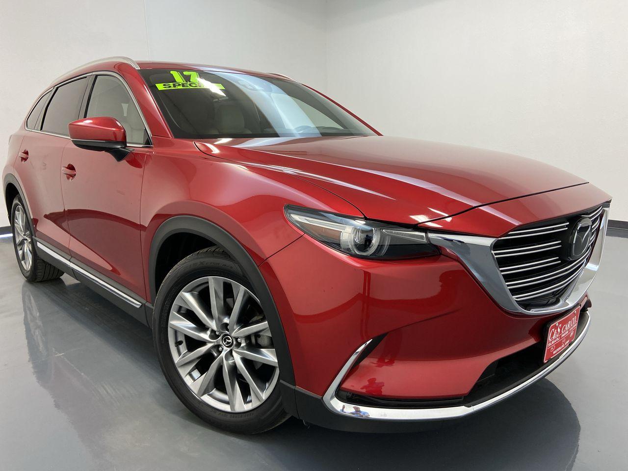 2017 Mazda CX-9  - HY8496A  - C & S Car Company