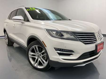 2016 Lincoln MKC 4D SUV AWD for Sale  - 16308  - C & S Car Company