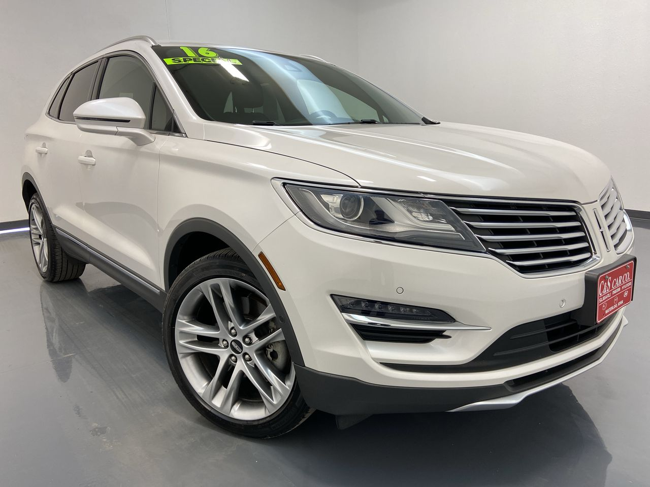 2016 Lincoln MKC 4D SUV AWD  - 16308  - C & S Car Company
