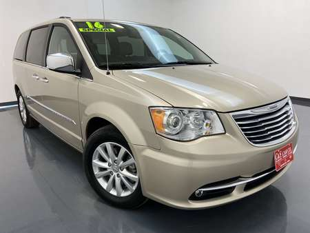 2016 Chrysler Town & Country Wagon LWB for Sale  - 16307  - C & S Car Company