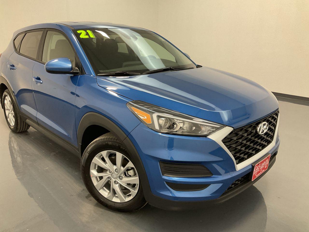 2021 Hyundai Tucson  - HY8503  - C & S Car Company