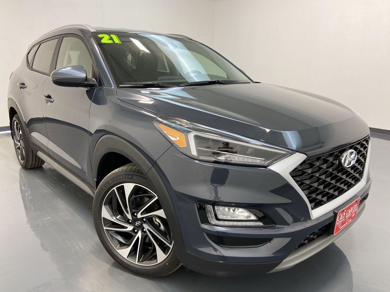 2021 Hyundai Tucson  - HY8502  - C & S Car Company