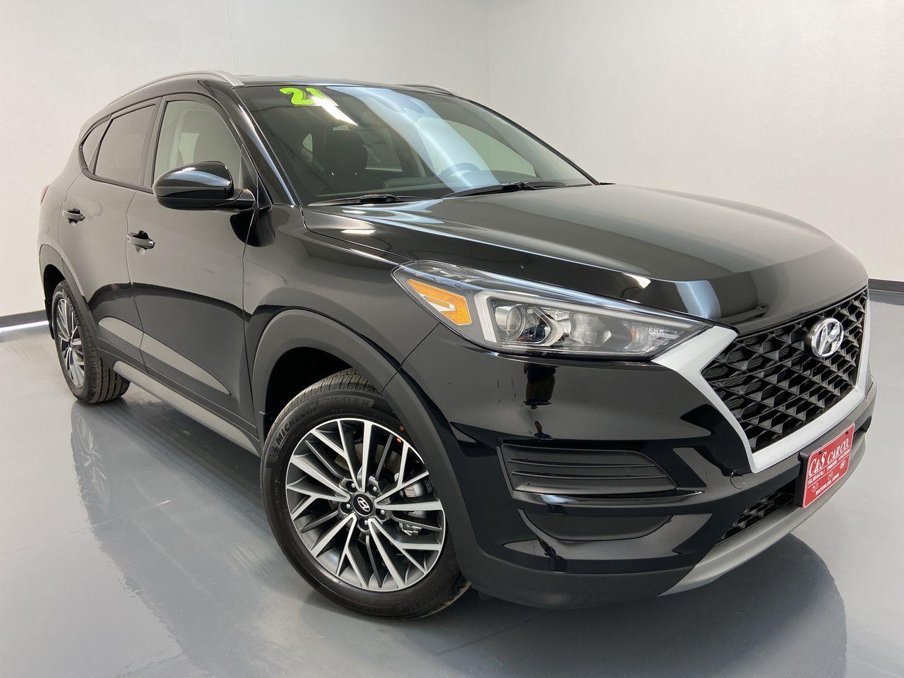 2021 Hyundai Tucson  - HY8499  - C & S Car Company