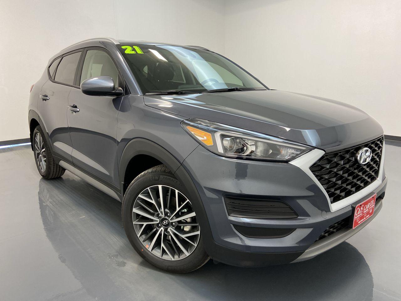 2021 Hyundai Tucson  - HY8498  - C & S Car Company