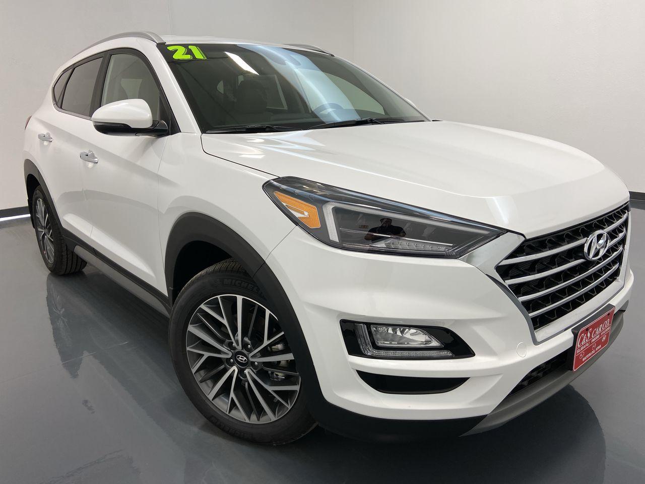 2021 Hyundai Tucson  - HY8504  - C & S Car Company