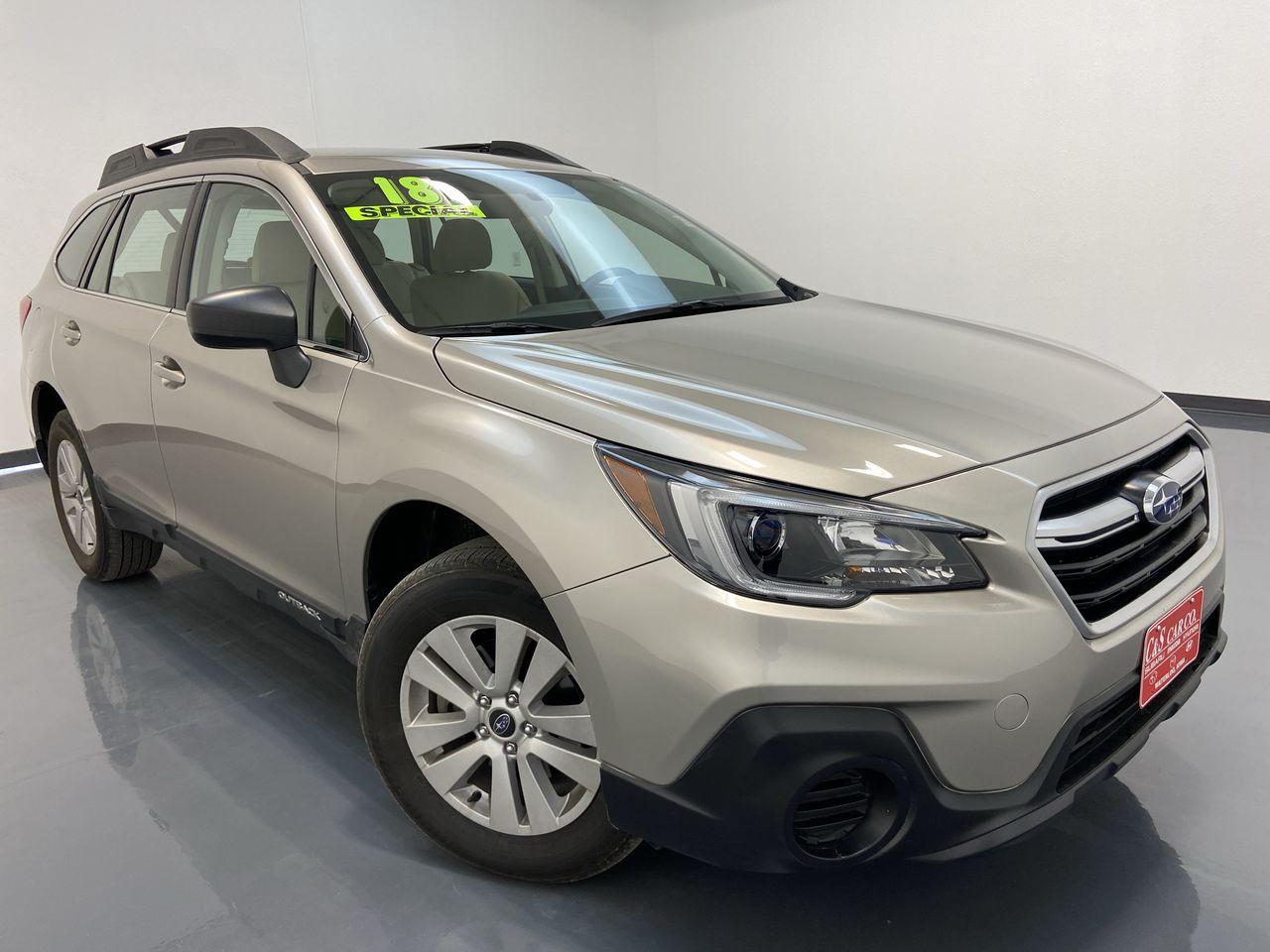2018 Subaru Outback 4D Wagon  - SB8654B  - C & S Car Company