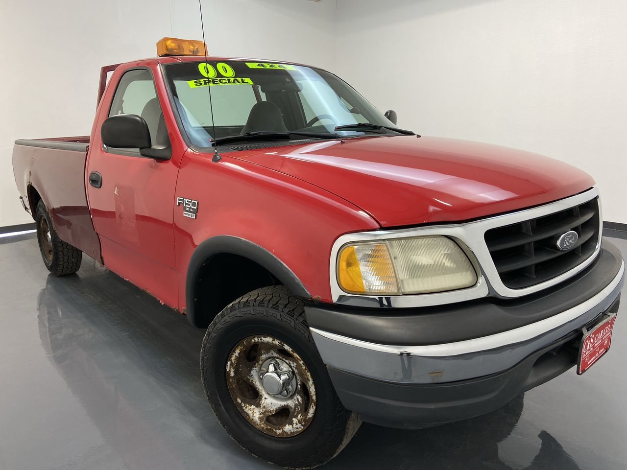 2000 Ford F-150  - 16111C2  - C & S Car Company