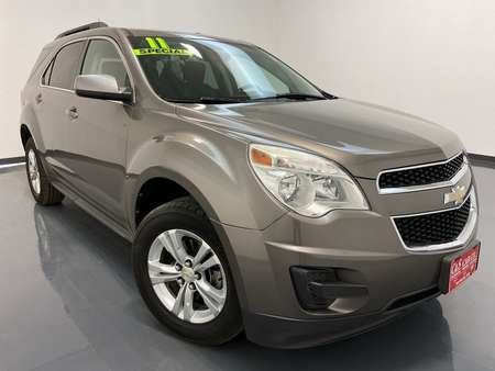 2011 Chevrolet Equinox 4D SUV AWD for Sale  - MA3378A  - C & S Car Company