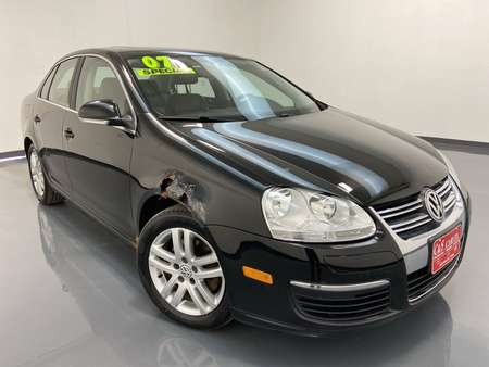 2007 Volkswagen Jetta 4D Sedan for Sale  - SB8619B  - C & S Car Company