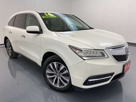 2016 Acura MDX 4D SUV w/Tech for Sale  - 16319  - C & S Car Company
