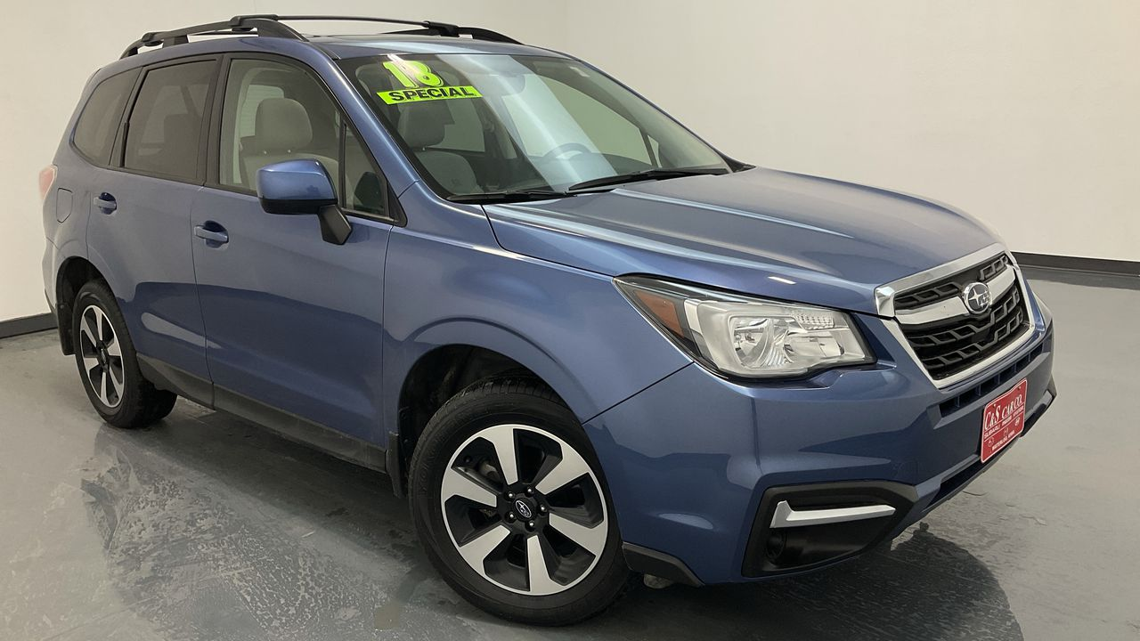 2018 Subaru Forester 4D SUV at  - SC8049A  - C & S Car Company