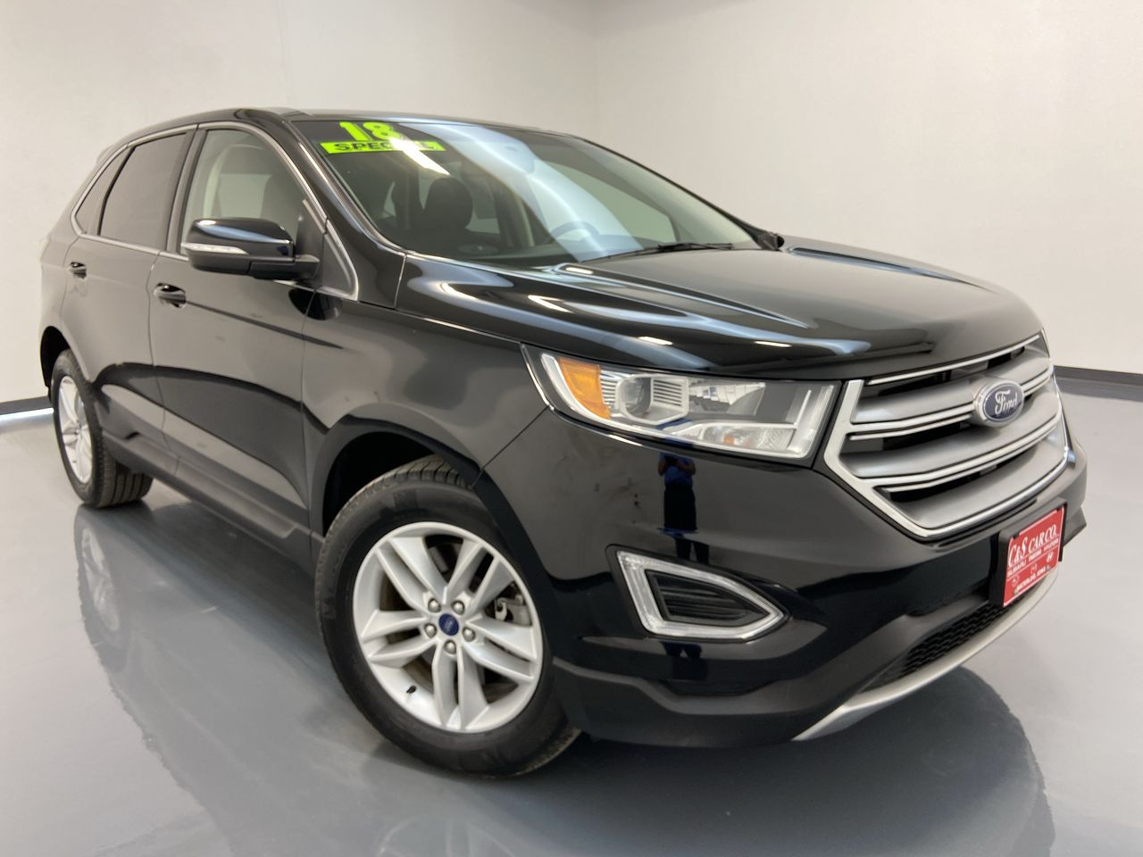2018 Ford Edge 4D SUV AWD  - SC8137A  - C & S Car Company