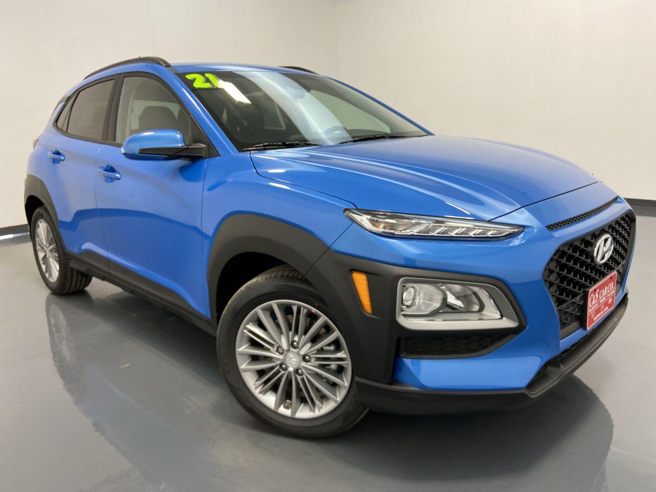 2021 Hyundai kona  - HY8508  - C & S Car Company