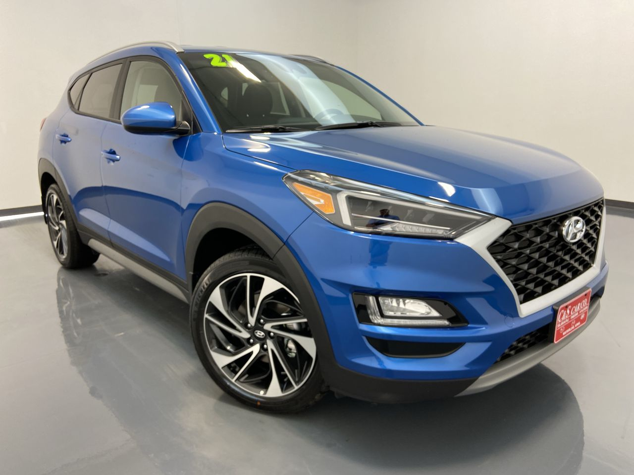 2021 Hyundai Tucson  - HY8510  - C & S Car Company