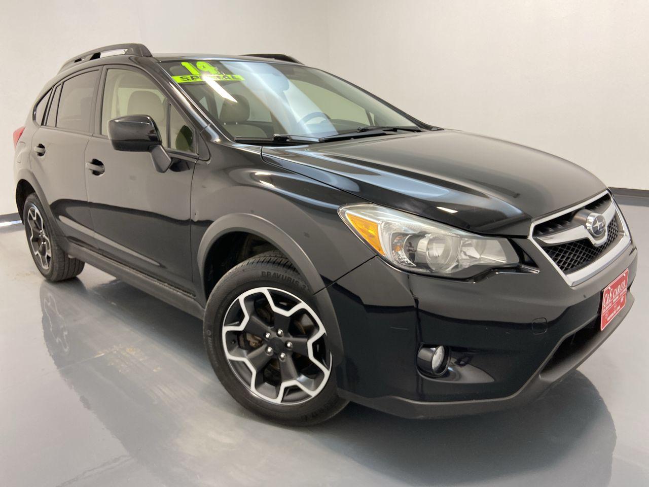 2014 Subaru XV Crosstrek 4D Wagon  - SB8990A1  - C & S Car Company
