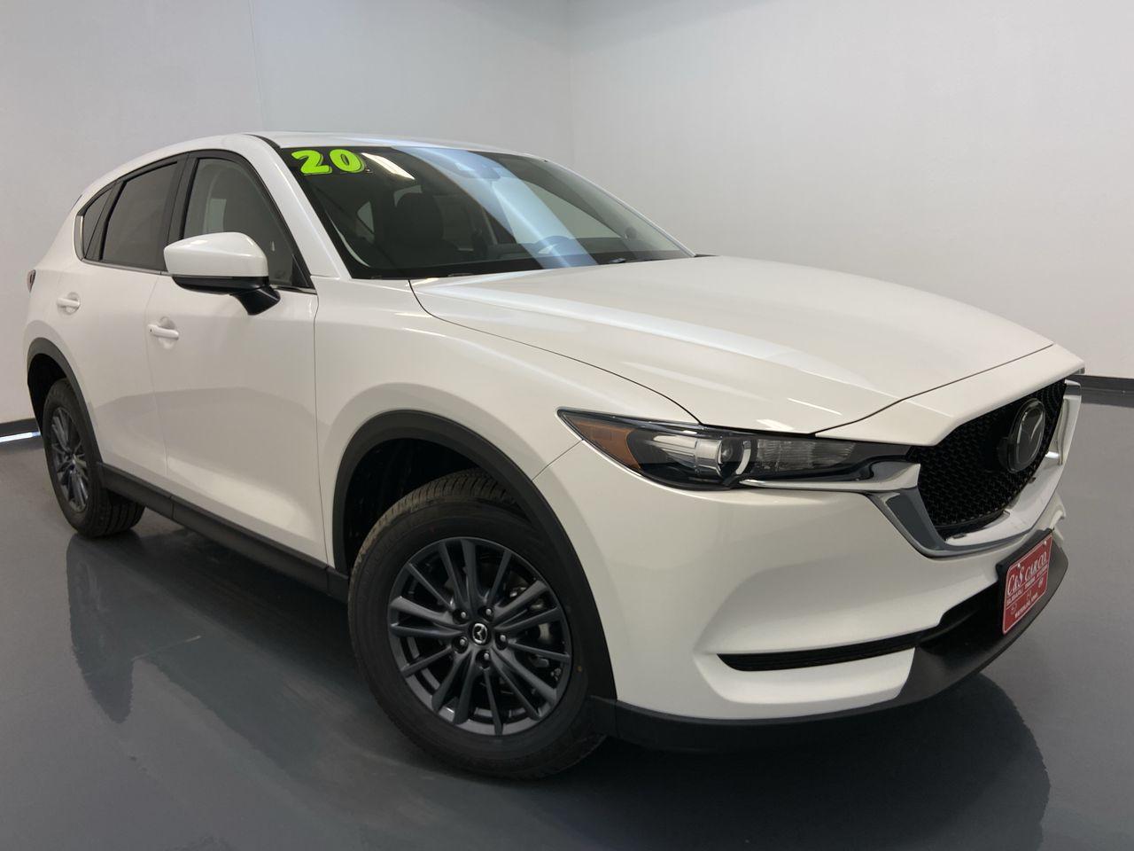 2020 Mazda CX-5  - MA3382  - C & S Car Company