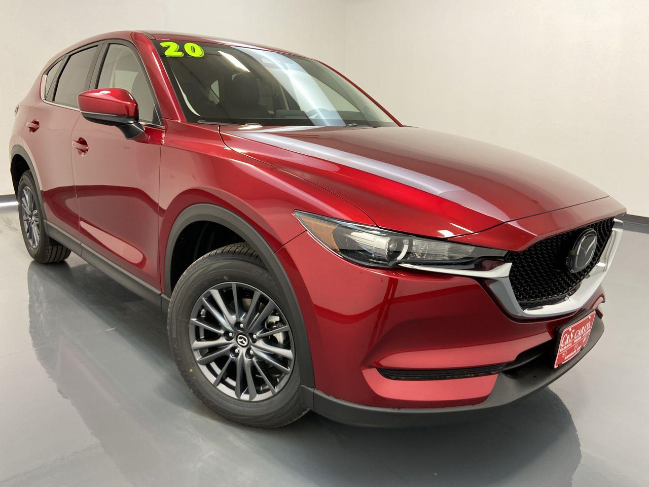 2020 Mazda CX-5 4D SUV FWD  - MA3381  - C & S Car Company
