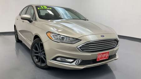 2018 Ford Fusion Hybrid 4D Sedan for Sale  - 16341  - C & S Car Company