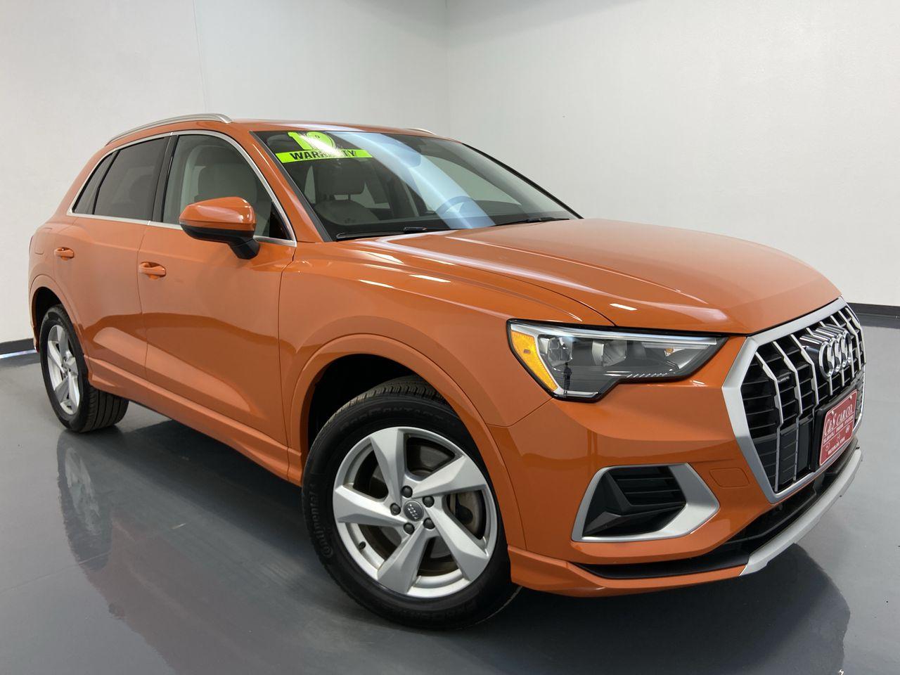 2019 Audi Q3 4D SUV Qtro 2.0T  - 16332  - C & S Car Company