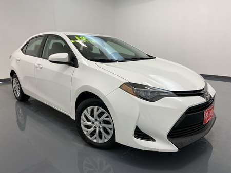2019 Toyota Corolla 4D Sedan at for Sale  - 16331  - C & S Car Company