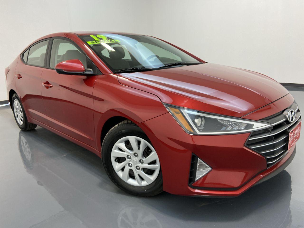2019 Hyundai Elantra  - HY8352A  - C & S Car Company