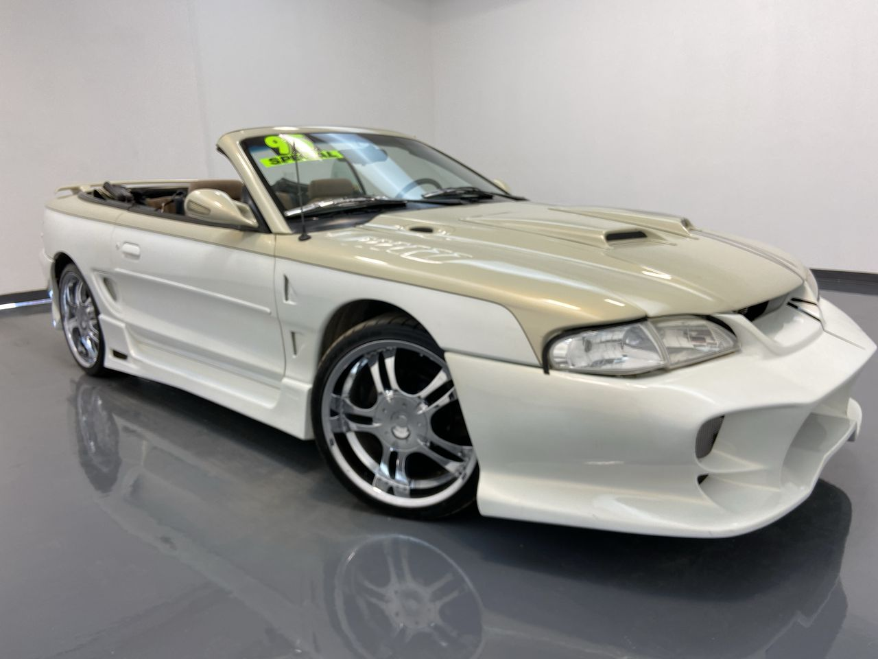 1995 Ford Mustang  - C & S Car Company