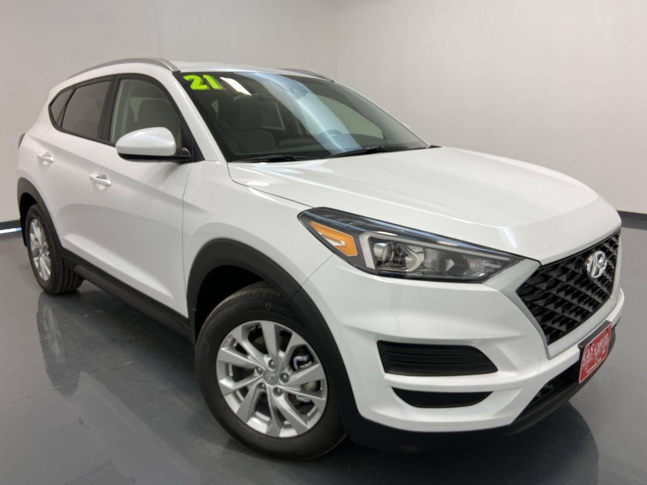 2021 Hyundai Tucson  - HY8531  - C & S Car Company