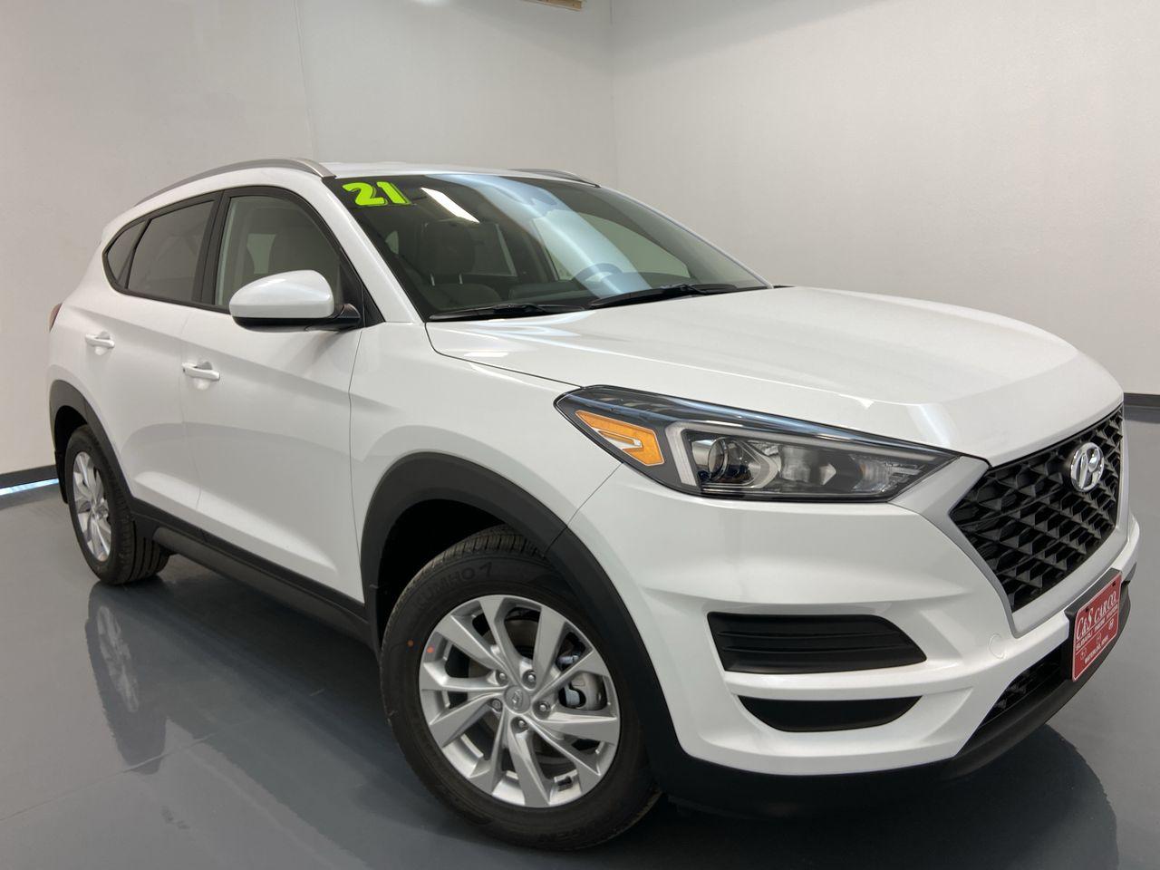 2021 Hyundai Tucson  - HY8528  - C & S Car Company