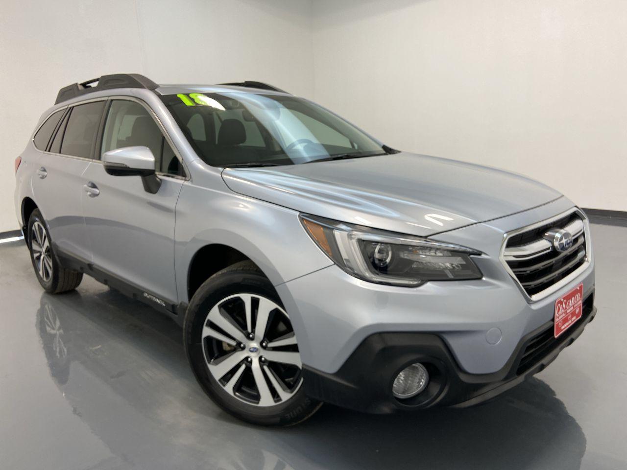 2018 Subaru Outback 4D Wagon  - 16362  - C & S Car Company