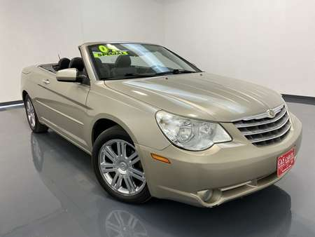 2009 Chrysler Sebring 2D Convertible for Sale  - 16355A  - C & S Car Company
