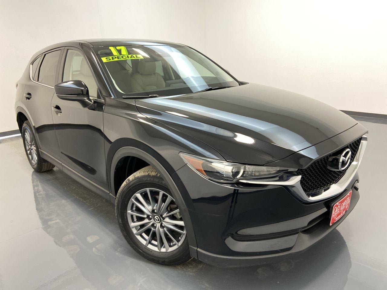 2017 Mazda CX-5 4D SUV AWD  - 16335A1  - C & S Car Company