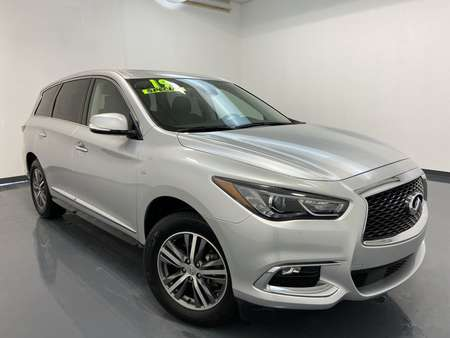 2019 Infiniti QX60 4D SUV AWD for Sale  - 16365  - C & S Car Company