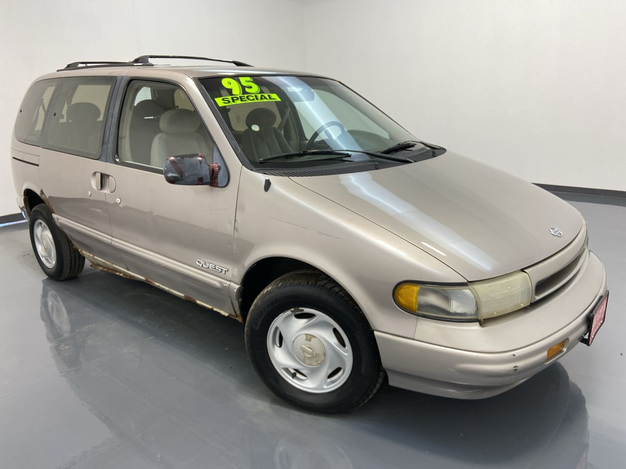 1995 Nissan Quest  - C & S Car Company