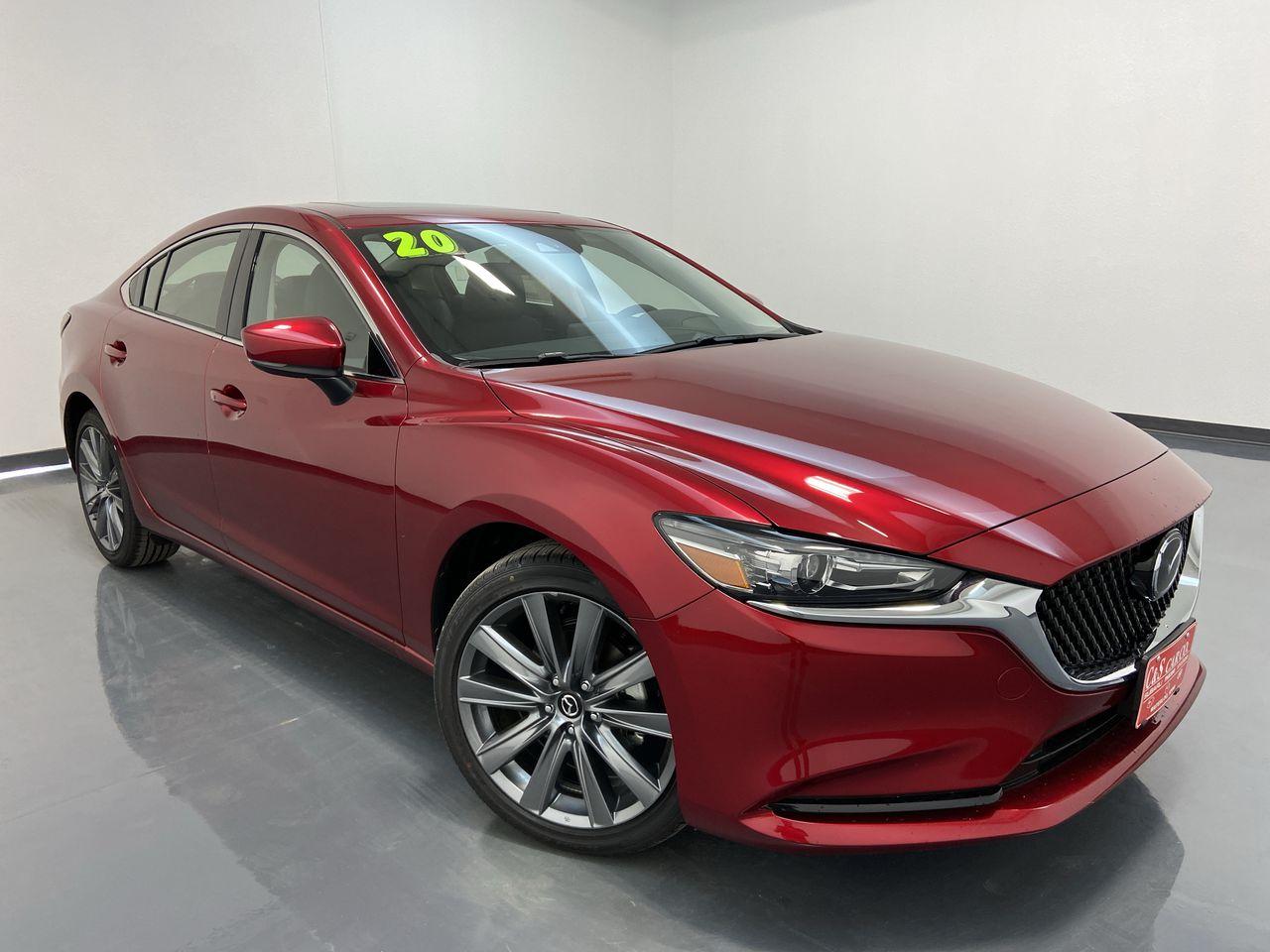 2020 Mazda Mazda6  - MA3391  - C & S Car Company