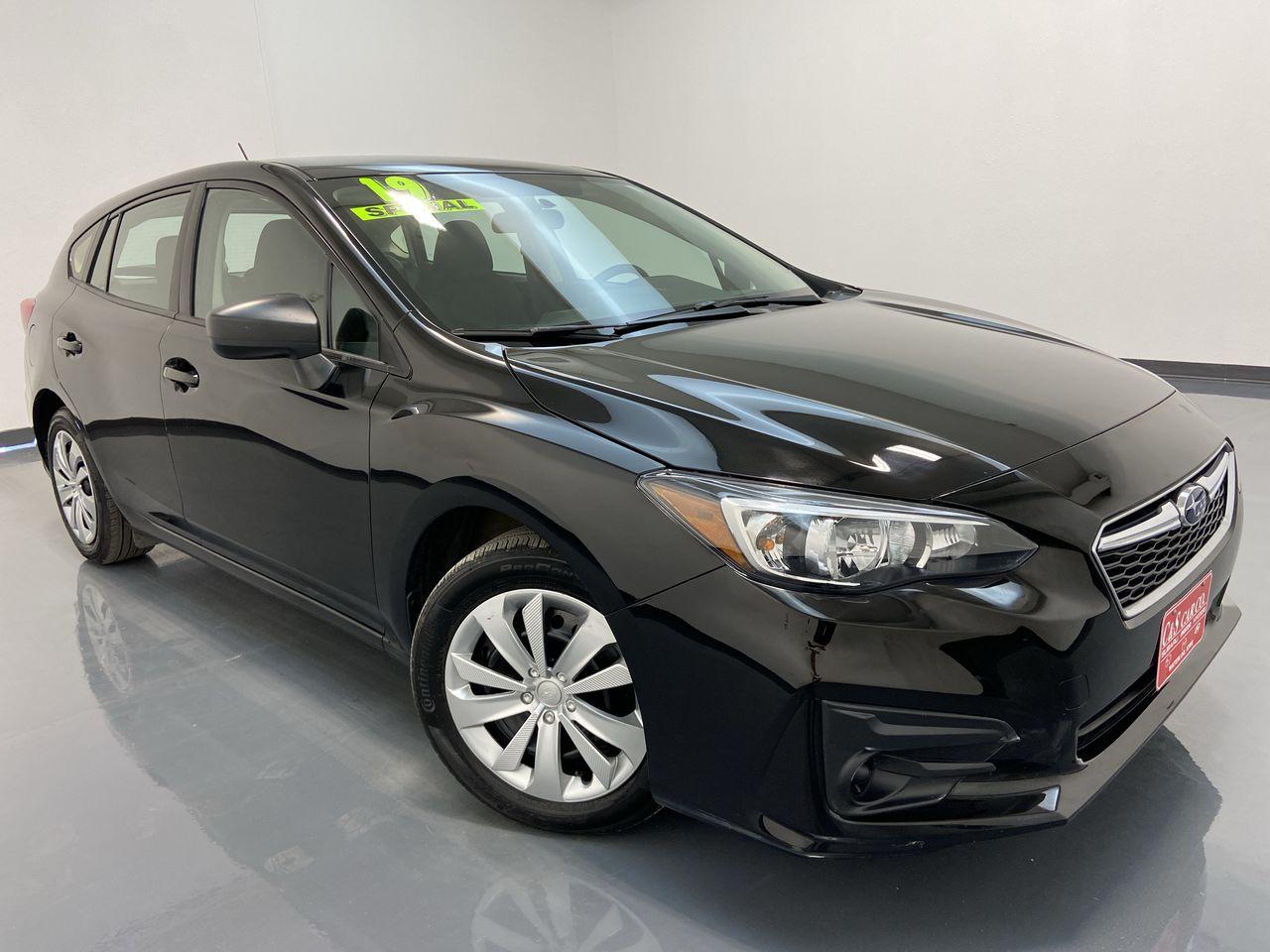 2019 Subaru Impreza  - SB9027A  - C & S Car Company