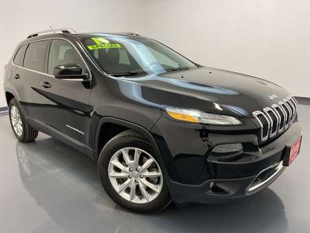 2014 Jeep Cherokee 4D SUV 4WD for Sale  - SB9033A  - C & S Car Company