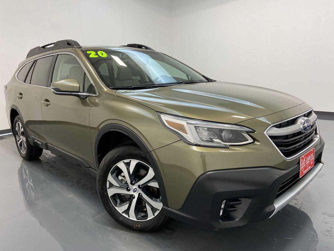 2020 Subaru Outback 4D Wagon  - SB9097  - C & S Car Company