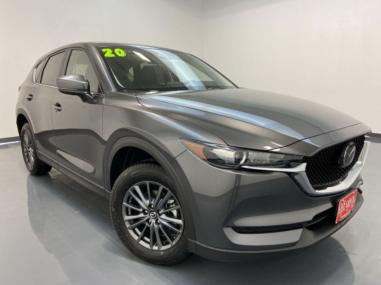 2020 Mazda CX-5  - MA3396  - C & S Car Company