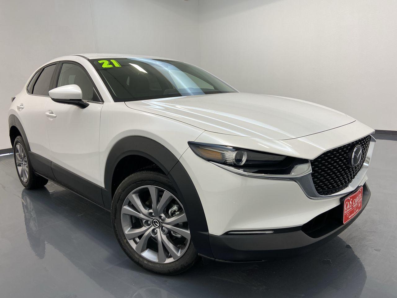 2021 Mazda CX-30  - MA3392  - C & S Car Company