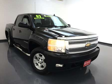 2007 Chevrolet Silverado 1500 Crew Cab 4WD for Sale  - R16378  - C & S Car Company